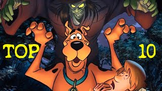 Top 10 Scooby-Doo movies