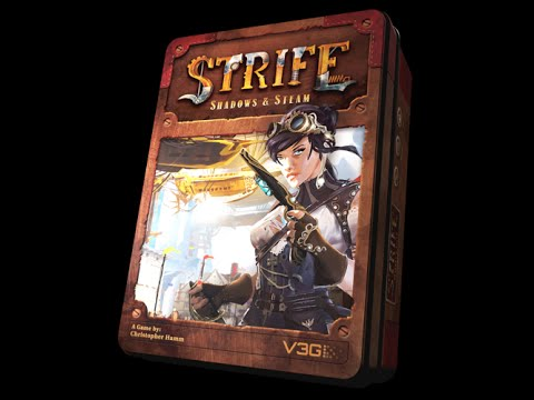 UndeadViking Videos - Strife: Shadows and Steam Review