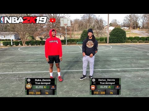 If the Best Builds on NBA 2K19 worked in real life! MYPARK IN REAL LIFE NBA 2K19! BEST BUILD 2K19
