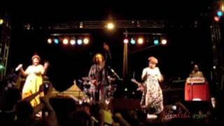 Billie Jean vs. Mr. Wendal by Arrested Development @ Sunset Junction 2009