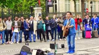 Joe Dassin Champs Elysées (Cover by Youri Menna) - 05.06.2016