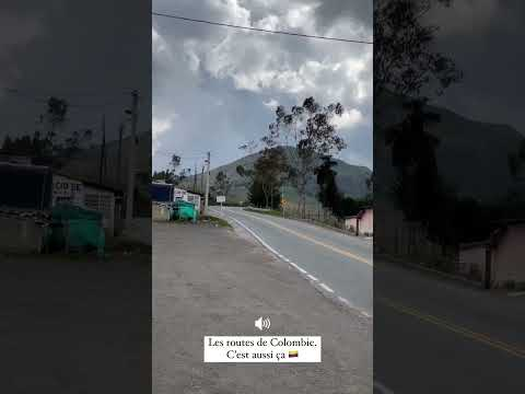 Une route, une musique, la Colombie