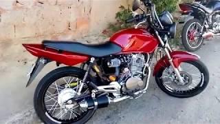 Titan Com Motor De CRF 230