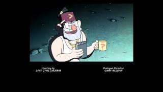 Gravity Falls: Abspann Folge 7 Staffel 2 [HDDE]