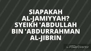 Siapakah Al-Jamiyyah Itu?