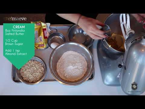 Easter Egg Oat Cookies Recipe