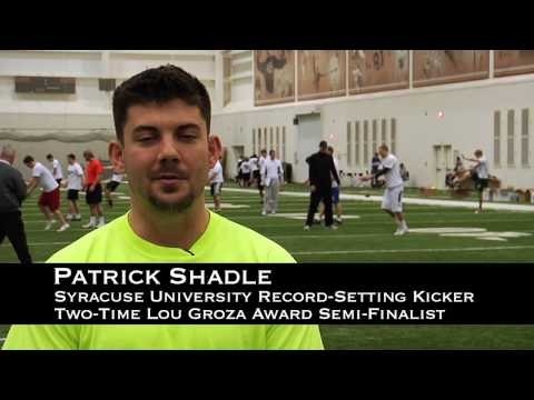 Football Kicking Camps - Prokicker com Kicking Camps Coach
