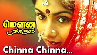 Chinna Chinna Vanna Kuyil... | Tamil Evergreen Movie | Mouna Ragam | Movie Song