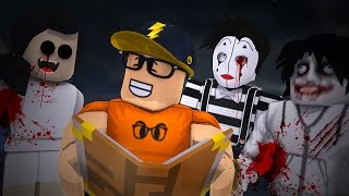 READING ROBLOX SCARY STORIES | Roblox A Scary Story