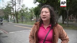 Taiwanese wary over Trump