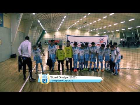 Młodzi piłkarze Stomilu Olsztyn w Rostocku