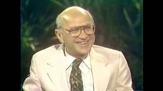 Milton Friedman Debating Economics w/ Phil Donahue & his Audience 1979
