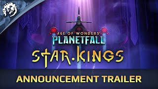 Age of Wonders: Planetfall - Star Kings Youtube Video