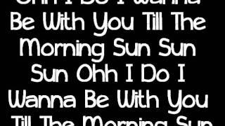 Miley Cyrus Ft. Rock Mafia - Morning Sun Lyrics