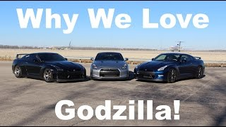 5 Things We Love About the Nissan GTR!