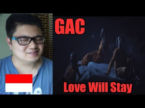 (Filipino Reaction) GAC (Gamaliél Audrey Cantika) - Love Will Stay L Indonesia - Christer C