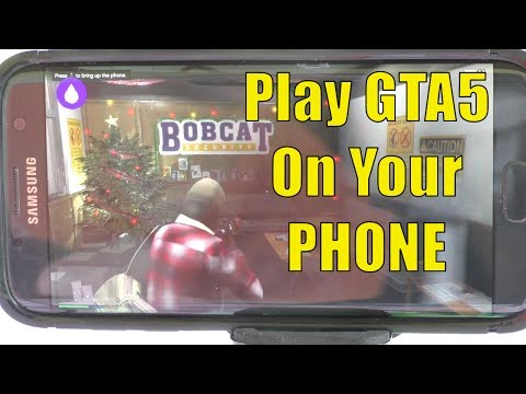 How To Play GTA5 On Your PHONE – LiquidSky Review, Gaming PC in The Cloud