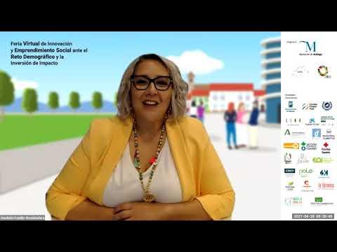 Segunda jornada de la I Feria Virtual de Innovación y Emprendimiento Social