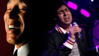 Anoop Desai and Smokey Robinson Duet - Ohh Baby Baby