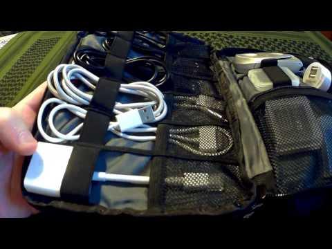 Urban EDC - Tasca Organizer per accessori di elettronica - BUBM - Recensione ITA