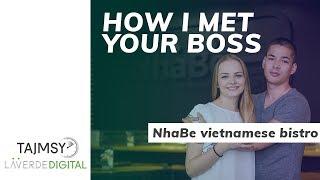 Chceli sme aj tu v Martine vytvoriť také malé NhaBe | How I Met Your Boss #1 NhaBe vietnamese bistro
