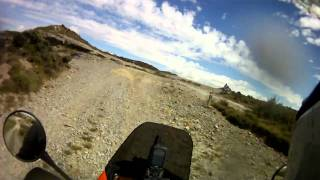 preview picture of video 'KTM adventure XTZ 750'