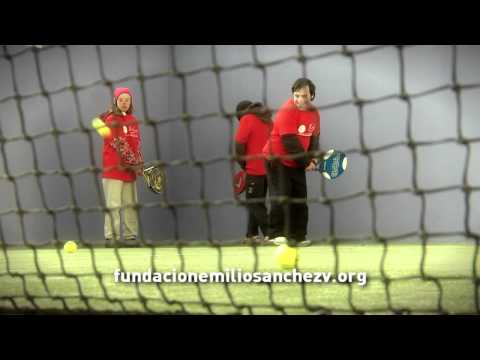 Ver vídeoSíndrome de Down y la fundación Emilio Sánchez Vicario