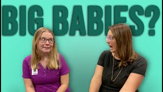 BIG BABIES | Facts And Myths About Delivering A Big Baby