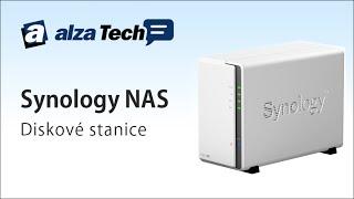 Synology NAS - AlzaTech #12