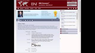 BNI Connect Educational Moment - Tell A Story!