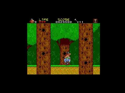 [One life] Asterix and the secret mission (Asterix & Obelix play)