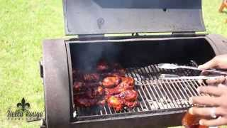 How to Grill the Perfect BBQ Chicken Drumstick