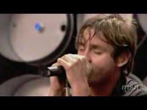 Keane - Bedshaped, Live Earth