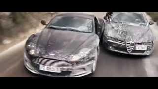 James Bond Car Aston Martin Chase