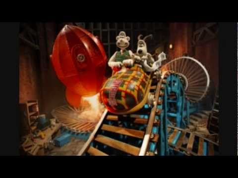 Wallace & Gromit Thrill-O-Matic