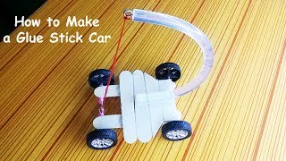 Science Fair Projects For 5th Grade | 5th Grade Science Projects Glue Stick Car