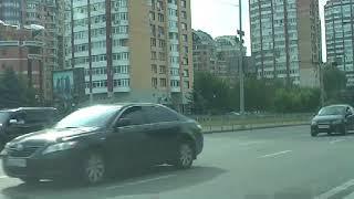 Урок вождения 31