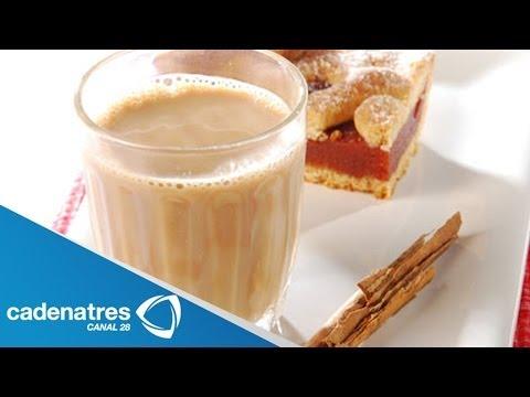 Receta  de Té Chai / Cómo preparar Té Chai  en casa