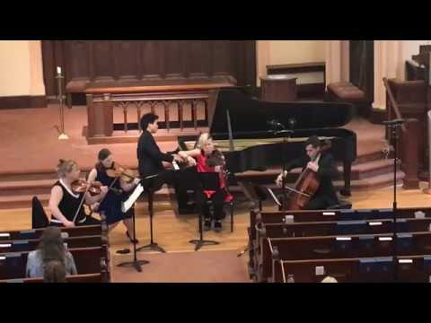 Schumann Piano Quintet in E flat Major Op.44