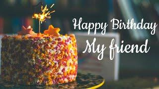 Best Birthday Wishes For Friend |Best Happy Birthday Messages For Friend|Friend Birthday Greetings