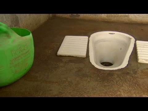 India heeft een oplossing voor 'naar de WC gaan in het openbaar' (03.30)