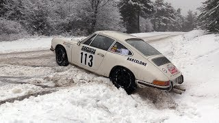 Rallye Monte Carlo Historique 2019 Best of ZR1 Mistakes