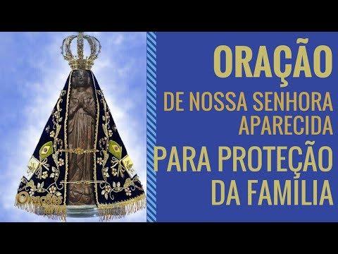 Oração de Nossa Senhora Aparecida para proteção da família