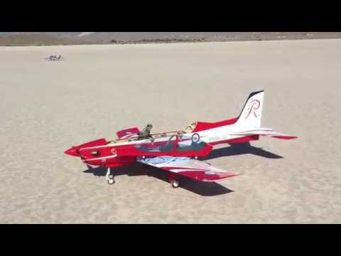 PC-21 XL Flight 3