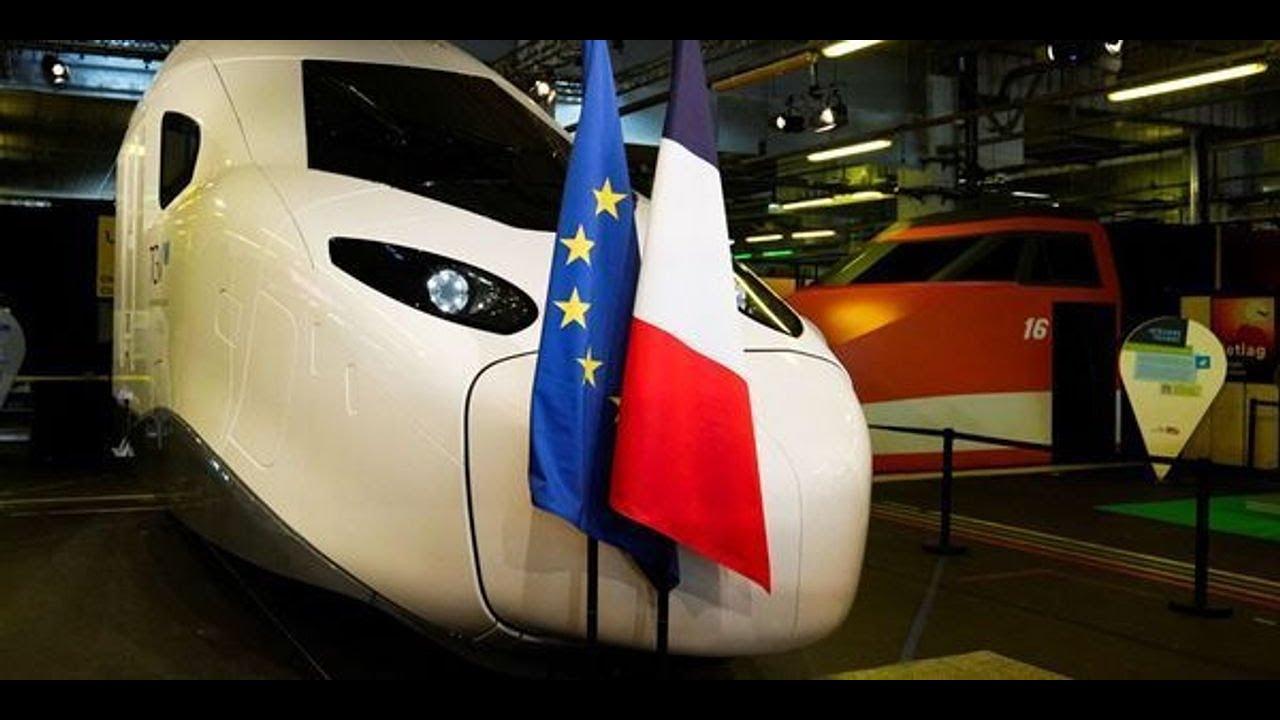 Journées du patrimoine : le TGV est à l'honneur pour ses 40 ans