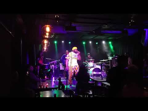 Souarey Store Live Performance at the Groove New York City Manhattan