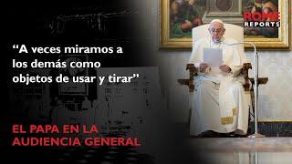 """Papa Francisco: """"Si no cuidamos los unos de los otros, no podremos curar el mundo"""""""
