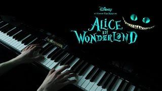 alice's theme - piano cover