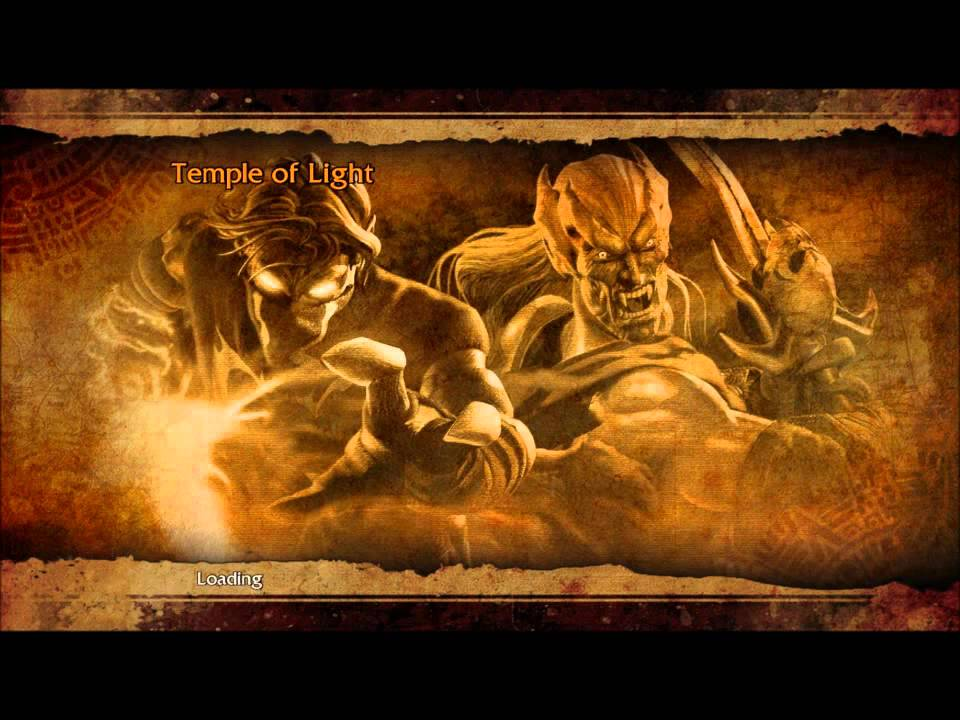 Kane And Lynch And Kain And Raziel And The Guardian Of Light