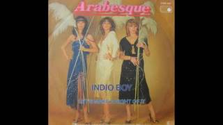 Indio boy Arabesque